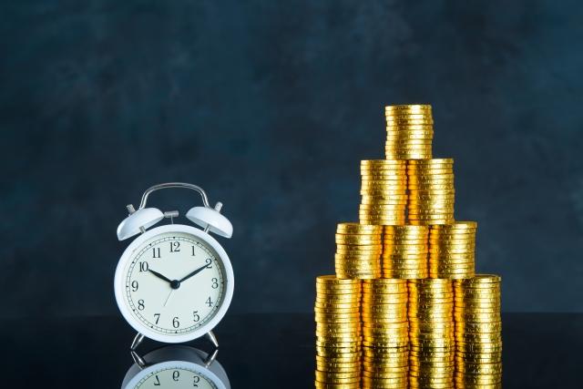 「投資」は資本に投じる、「投機」は機会に投じる